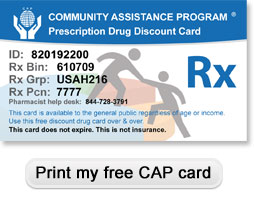 Print your Rx ID Card