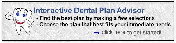 Dental Plan Advisor
